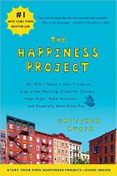The Happiness Project 167x251 Gretchen Rubin Cover
