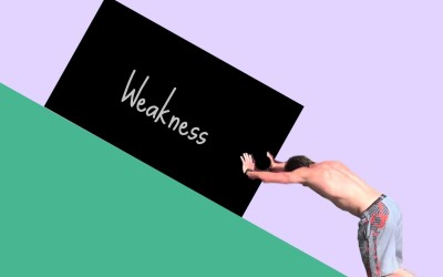What About Your Weaknesses?