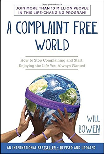 A Complaint Free World - The Book At Amazon