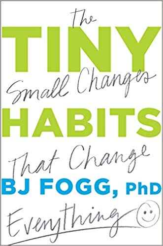 Tiny Habits Book On Amazon
